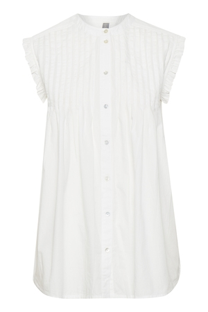 CULTURE Mary Shirt White