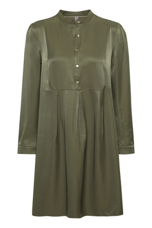 CULTURE Cornelia Dress Olive Night