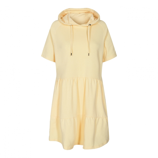 LIBERTÈ Melissa SS Dress Pastel Yellow