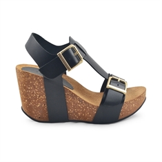 Amust / laura sandal / black