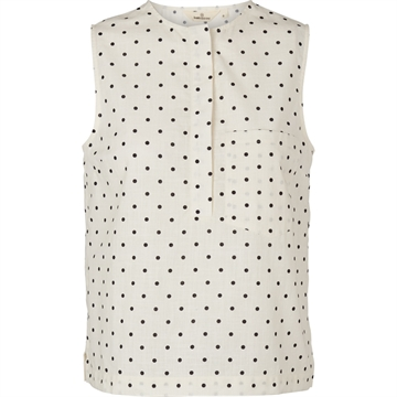BASIC APPAREL Vicki Top Dot