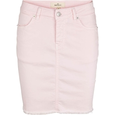 BASIC APPAREL Chloe Skirt Pink Borely