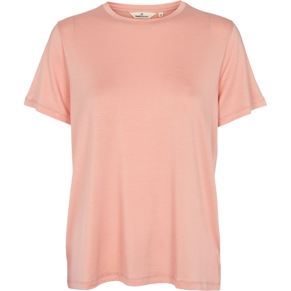 BASIC APPAREL Jolanda Tee Rose Tan