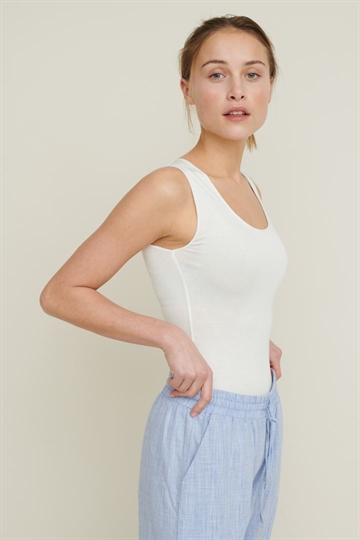 Basic Apparel Joline Tank Top Off-White