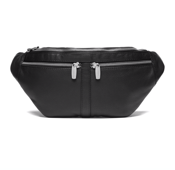 DEPECHE bum bag / 12566 / black