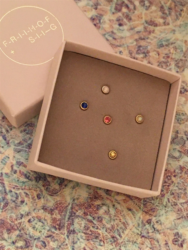 FRIIHOF+SIIG Mix Box Color Dot No. 1