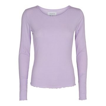 Liberté Natalia LS Blouse Light Purple