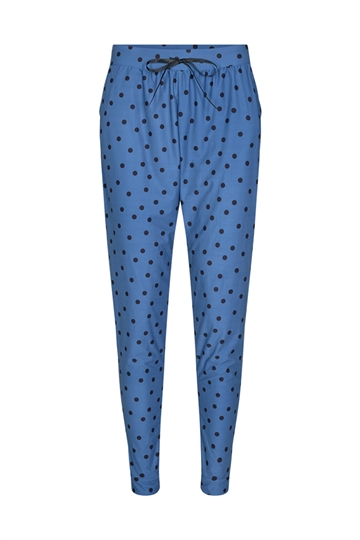 Liberté Alma Pants Dusty Blue Dot