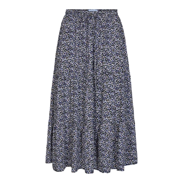 Liberté Maggie Skirt Purple Flower