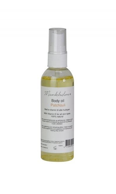 MUNKHOLM Body Oil Patchouli 100 ml.