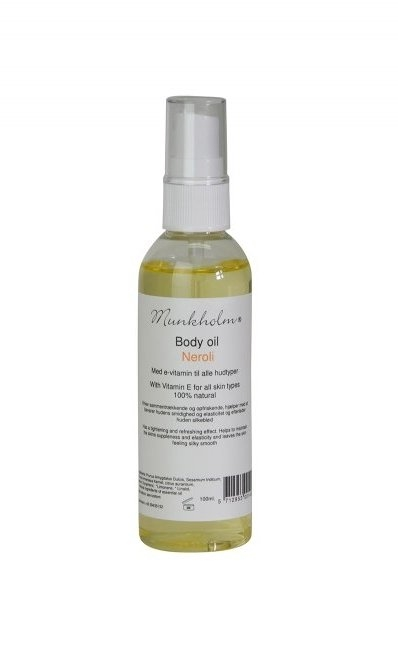 MUNKHOLM Body Oil Neroli 100 ml.