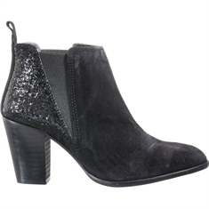 AMUST Taki Boot black glitter