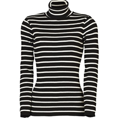 Basic Apparel / Roberta turtleneck / stripe