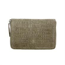 DEPECHE | Casual Chic Purse | Taupe