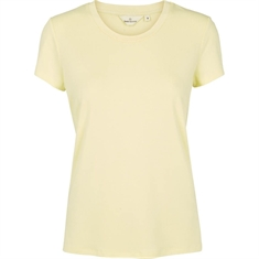 BASIC APPAREL | Rianna Tee | Soft Yellow